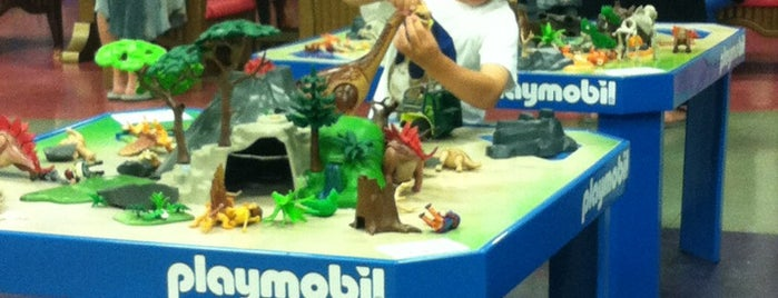Playmobil is one of Miami.