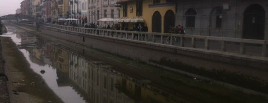 Naviglio Pavese is one of Best places in Milan.