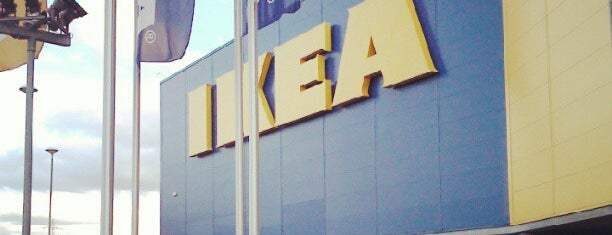 IKEA is one of Spring Famous London Story.