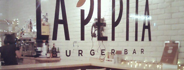 La Pepita is one of Hamburguer.