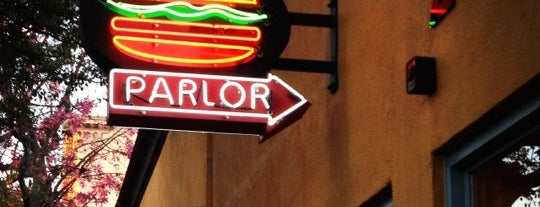 Burger Parlor is one of Burgers & more - So.Cal. edition.