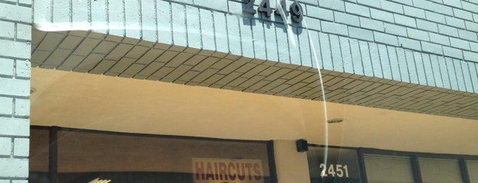 Artist Barber is one of Mo : понравившиеся места.