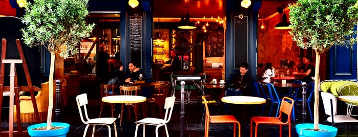 Le Comptoir Central Électrique is one of Birthday in Nice.
