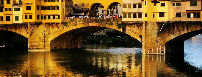 Ponte Vecchio is one of Firenze 2015.