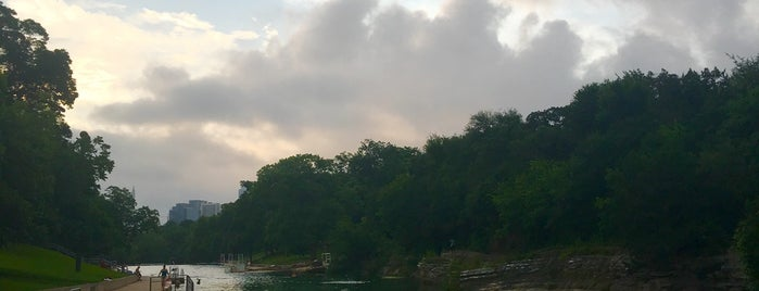 Barton Springs Pool is one of Tour of Austin and Central Texas.
