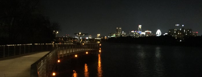 Lady Bird Lake Boardwalk Trail is one of Tour of Austin and Central Texas.