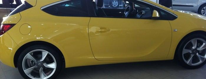 Opel ATM is one of สถานที่ที่ Gülşen Y. ถูกใจ.
