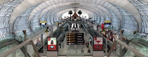Concourse E is one of Locais salvos de Katya.