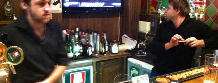 Dublin Pub is one of бары Сибири.