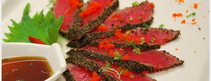 Okinii Japanese Restaurant is one of Posti che sono piaciuti a Laura.