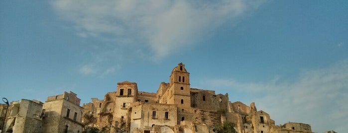 Craco is one of Far Far Away.