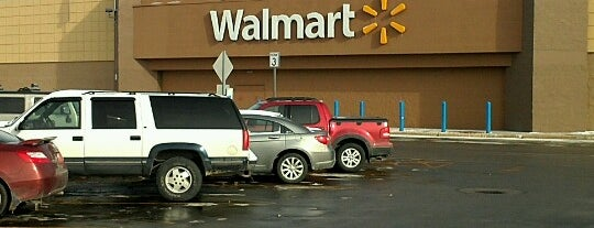 Walmart Supercenter is one of List of great word.