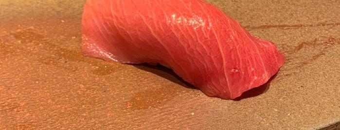隆鮨 Sushi Ryu is one of Taipei II.