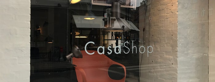 Casa Shop is one of copenhagen.