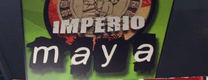 Imperio Maya is one of Lugares favoritos de Stuart.