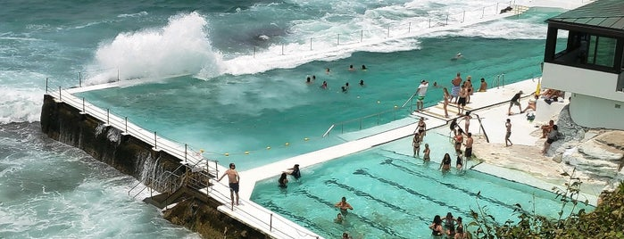 Bondi Icebergs Pool is one of Down under? I hardly know her!.