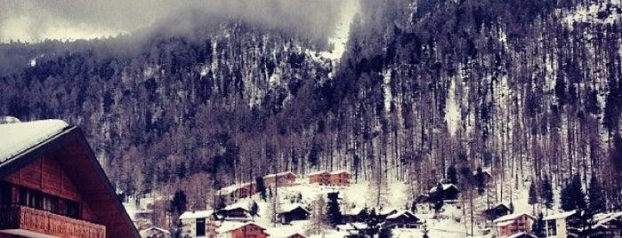 Zermatt is one of World.