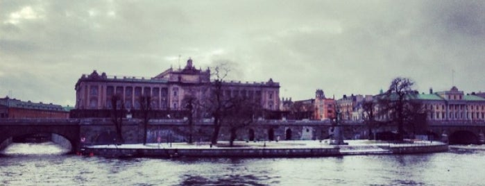 Stockholm is one of Cities I've Visited.