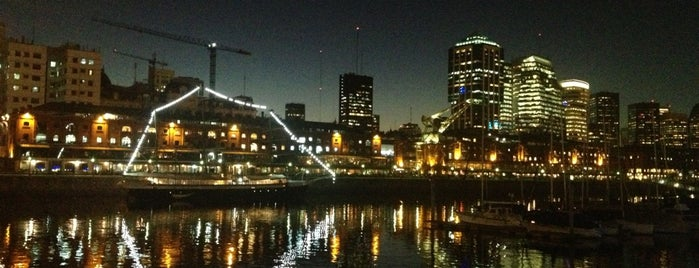 Puerto Madero is one of Buenos Aires by Lonely Planet.