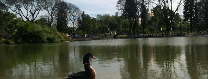 Parque Centenario is one of Bs As.