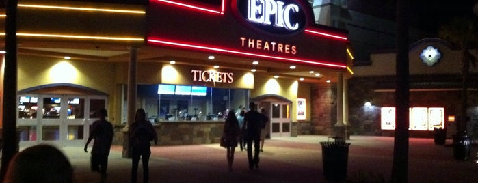 Epic Theatres of St Augustine is one of St Augustine Florida.
