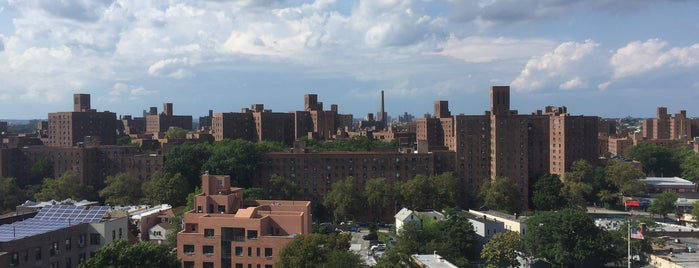 Parkchester is one of New York 'Hoods.