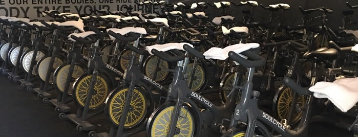 SoulCycle Chestnut Hill is one of Jeanieさんのお気に入りスポット.