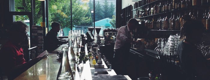 Café Presse is one of First Hill Places.