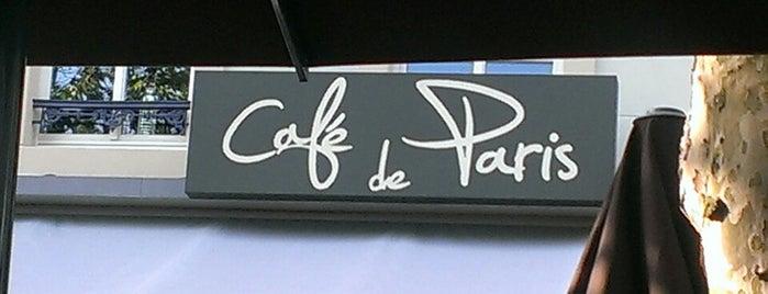Café de Paris is one of Mert'in Beğendiği Mekanlar.