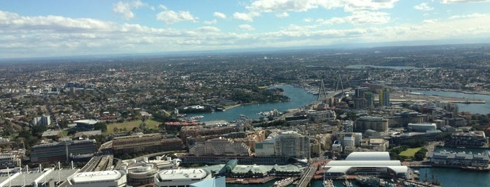 Sydney Tower Buffet is one of Sydney.