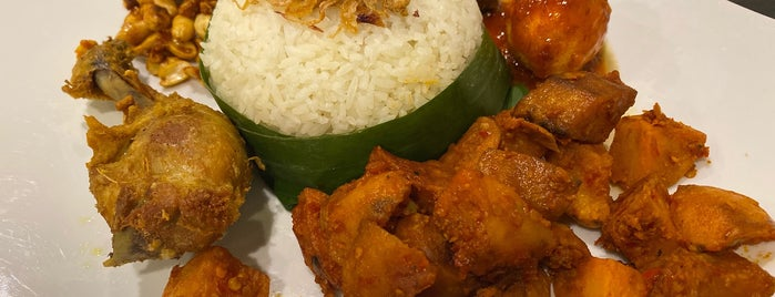 Banana Leaf Indonesian Cuisine is one of LA To Do.
