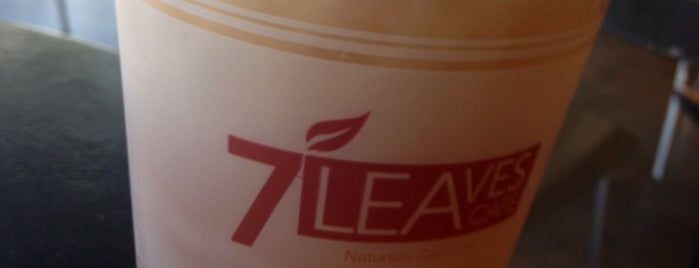 7 Leaves Cafe is one of Orange County.