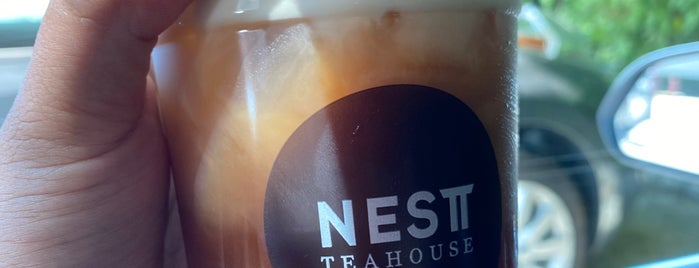 Nest Tea House is one of Coffee & Boba.