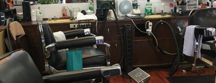 Manila Philippine Barber Shop is one of Posti che sono piaciuti a Justin.
