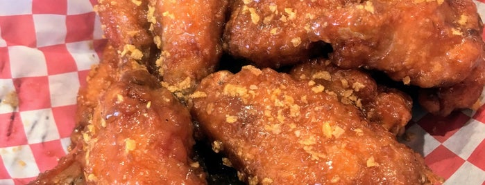 Bbq Chicken is one of Justinさんのお気に入りスポット.