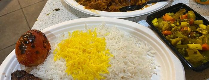 Taste of Tehran is one of Justin : понравившиеся места.