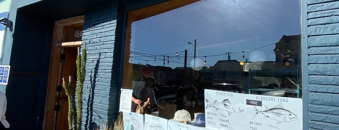 Hook Fish Co is one of San Francisco.