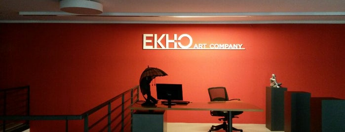 Ekho Art Company is one of Santiago.