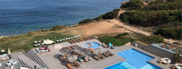 Sol Beach House Ibiza is one of Very Good.