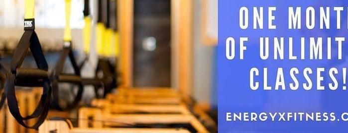 EnergyX Fitness is one of San Antonio.