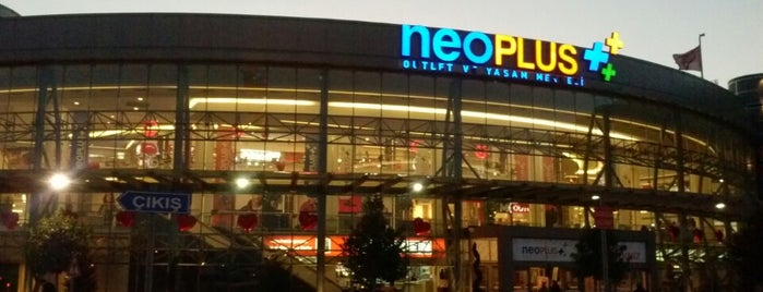 Neoplus Outlet ve Yaşam Merkezi is one of Must-see seafood places in Eskişehir.