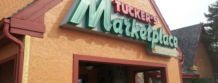 Tucker's Marketplace is one of JRGG's Liked Places.