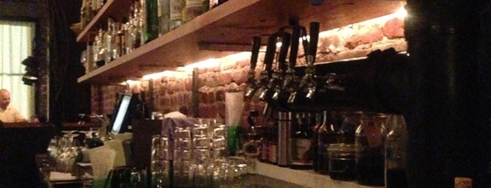 AQ Restaurant & Bar is one of SF to-do list.