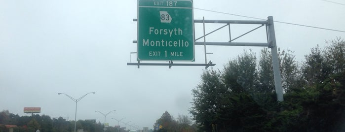 Between Macon And Atlanta is one of Macon & Forsyth.