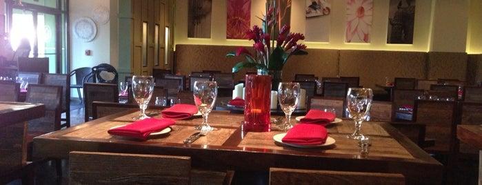 Bua Thai & Sushi is one of Atlanta ❤.