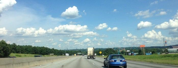 """the drive"" is one of Marietta & Atlanta."