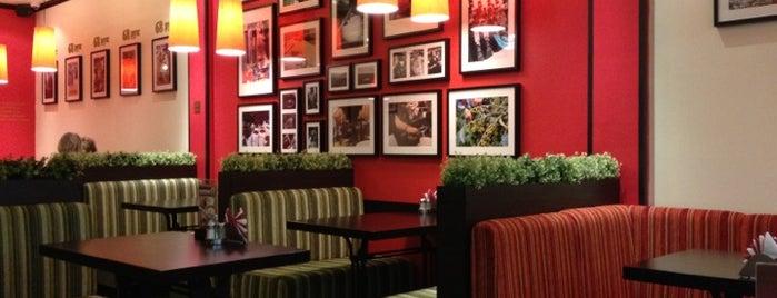 Traveler's Coffee is one of Orte, die Natali gefallen.