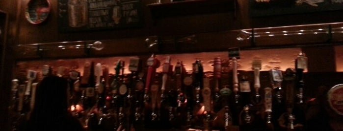 The Ginger Man is one of NYC Craft Beer Week 2011.