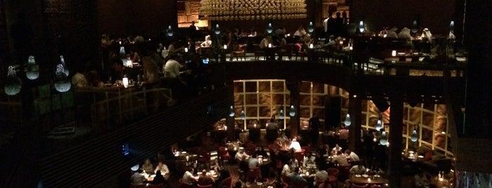 Qbara Restaurant Lounge & Bar is one of UAE: Dining & Coffee.