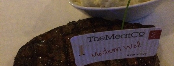 The Meat Company is one of UAE: Dining & Coffee.